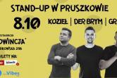 Stand-up w Pruszkowie - Pruszków