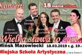 Wielka sława to żart - Mińsk Mazowiecki