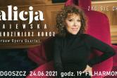 Alicja Majewska, Włodzimierz Korcz i Opera QUARTET - Bydgoszcz