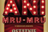 Kabaret Ani Mru-Mru - Warszawa