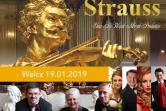 Wiedeńska Gala Noworoczna 2019 - Johann Strauss - Wałcz