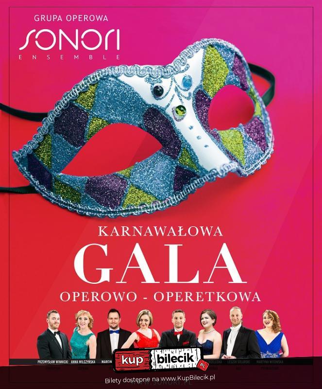 Grupa Operowa Sonori Ensemble - koncert @ ul. Nowy Świat 28-30