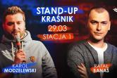 STAND-UP: Karol Modzelewski & Rafał Banaś - Kraśnik