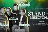 Stand-up: Piotr Zola Szulowski, Błażej Krajewski, Darek Gadowski, Paweł Chałupka - Międzyzdroje
