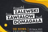 Od Nowa: Krzysztof Zalewski, Daria Zawiałow, Paweł Domagała - Gorzów Wielkopolski