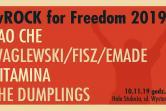 wROCK for Freedom 2019 - Wrocław