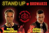 Stand-up: Maciej Brudzewski, Juliusz Sipika - Zduńska Wola