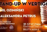 Stand Up w Vertigo: Kamili Oziminski i Aleksandra Petrus