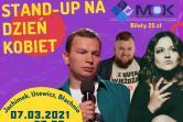 Stand-up: Tomasz Jachimek, Ewa Błachnio & Damian