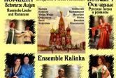 Oczy Czarne - koncert piesni i romansów rosyjskich - Szczawno-Zdrój