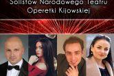 Koncert Noworoczny w wykonaniu Solistów Narodowego Teatru Operetki Kijowskiej - Września