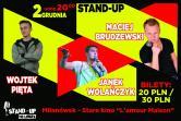 Stand-up No Limits prezentuje - Milanówek