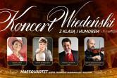 Koncert Wiedeński z Klasą i Humorem - Głogów