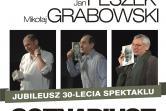 Scenariusz dla trzech aktorów - spektakl - Katowice
