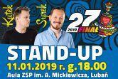 Stand-up dla WOŚP - Lubań