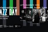 International Jazz Day - Łódź