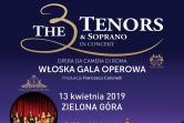 The 3 Tenors & Soprano - Włoska Gala Operetkowa - Zielona Góra