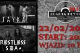 Restless Sea & Tayka - Gdańsk