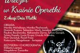 Wieczór w krainie operetki - Nysa