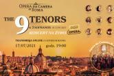 The 9 Tenors & 3 Sopranos - Internet