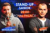 STAND-UP: Karol Modzelewski & Rafał Banaś - Sanok