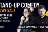 Stand-up: Filip Puzyr i Natalia Adamowska - Nowy Sącz