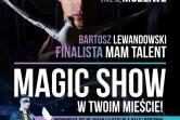 Pokaz magii i iluzji - Bartosz Lewandowski - Wołów