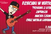 Piosenki z Gitarą: Maciek Czemplik oraz Natalia Lubrano - Wrocław