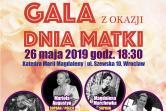 Gala z okazji Dnia Matki - Wrocław