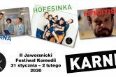 KARNET na II Jaworznicki Festiwal Komedii - Jaworzno