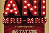 Kabaret Ani Mru-Mru - Szczecin