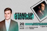 Bartosz Zalewski - Stand-Up - Warszawa