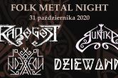 Folk Metal Night Dziady - Wrocław