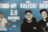 Stand-up: Tomek Kołecki i Damian Skóra - Lubliniec
