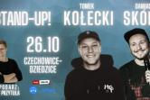 Stand-up: Tomek Kołecki i Damian Skóra - Czechowice-Dziedzice