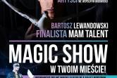 Pokaz magii i iluzji - Bartosz Lewandowski - Ząbkowice Śląskie