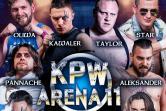 Gala Wrestlingu: KPW Arena 11 - Gdynia