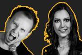 Stand-up: Maciej Brudzewski i Magda Kubicka