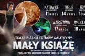Teatr Piasku - Mały Książę - Katowice