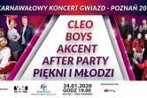 Karnawałowy Koncert Gwiazd - Poznań