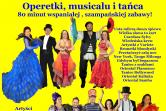 Koncert Operetki, Musicalu i Tańca - Bielawa