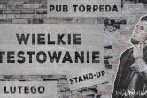 Stand-up: Wielkie Testowanie! - Gdańsk