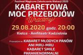 Kabaretowa Moc Przebojów - Wracamy - Kielce