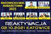 XII Katowicka Noc Kabaretowa - Katowice