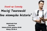 Stand-up: Maciej Twarowski - Wrocław