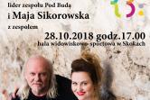 Andrzej Sikorowski i Maja Sikorowska z zespołem - Skoki