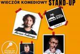 Stand-Up Drawsko - Comedy Show - Drawsko Pomorskie