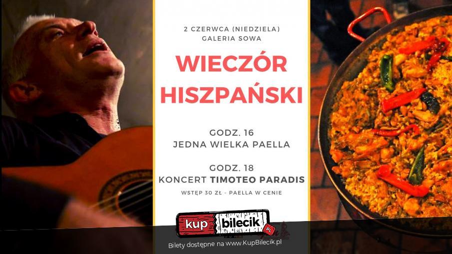 Wieczor Hiszpanski Olsztyn 2019 06 02 16 00 Kup Bilet
