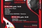 Dwudniowy Festiwal Fado 29.06 i 30.06  gwiazda festiwalu Pedro Moutinho prowadządy Marcin Kydryński