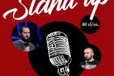 Stand Up w Grodzisku: Jacek Stramik i Cezary Ponttefski - Starogard Gdański